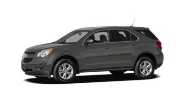 2012 Chevrolet Equinox Color Options - CarsDirect
