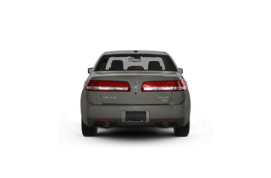 Surround Rear Profile 2012 Lincoln MKZ