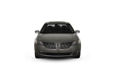 Surround Front Profile  2012 Lincoln MKZ