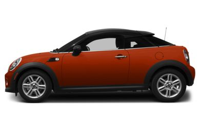 90 Degree Profile 2015 MINI Coupe