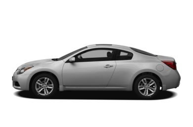 90 Degree Profile 2012 Nissan Altima