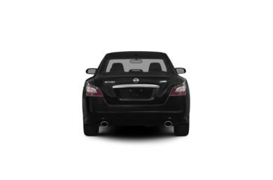 Surround Rear Profile 2012 Nissan Maxima