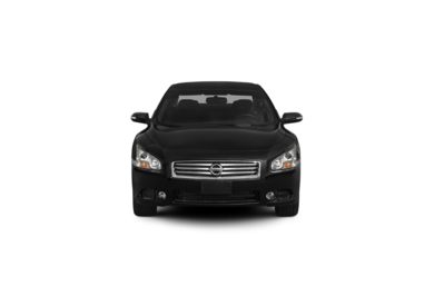 Surround Front Profile  2012 Nissan Maxima