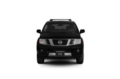 Surround Front Profile  2012 Nissan Pathfinder