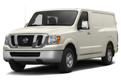 3/4 Front Glamour 2013 Nissan NV Cargo NV3500 HD