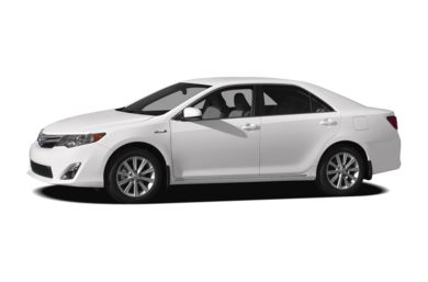 3 4 Front Glamour 2017 Toyota Camry Hybrid