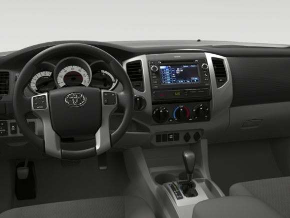 2015 Toyota Tacoma Styles Features Highlights
