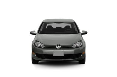 Surround Front Profile  2012 Volkswagen Golf