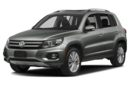 3/4 Front Glamour 2018 Volkswagen Tiguan Limited