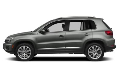90 Degree Profile 2018 Volkswagen Tiguan Limited