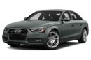 3/4 Front Glamour 2016 Audi A4