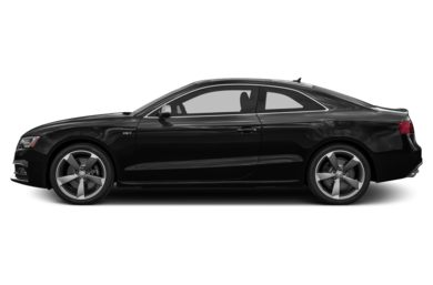 90 Degree Profile 2014 Audi S5