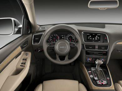 Audi Q5 Interior Colors 2017