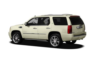 Surround 3/4 Rear - Drivers Side  2013 Cadillac Escalade Hybrid