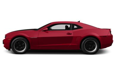 90 Degree Profile 2013 Chevrolet Camaro
