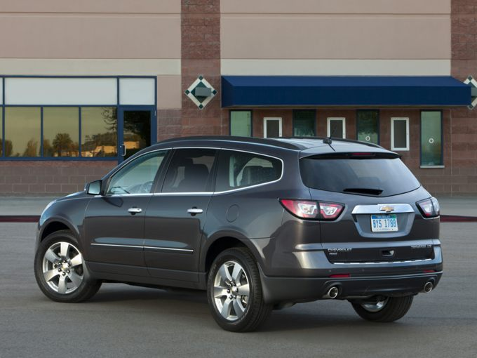 2015 Chevrolet Traverse For Sale   Review and Rating