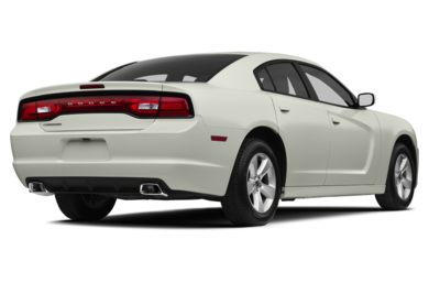 3/4 Rear Glamour  2013 Dodge Charger