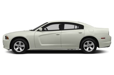 90 Degree Profile 2013 Dodge Charger