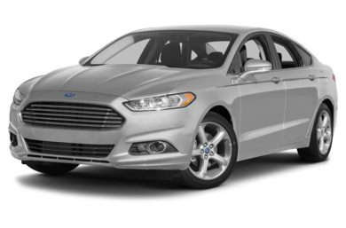 3 4 Front Glamour 2016 Ford Fusion