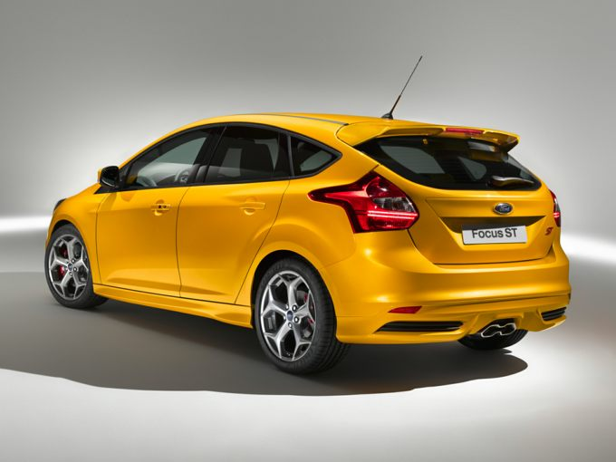 2014 Ford Focus ST Styles & Features Highlights