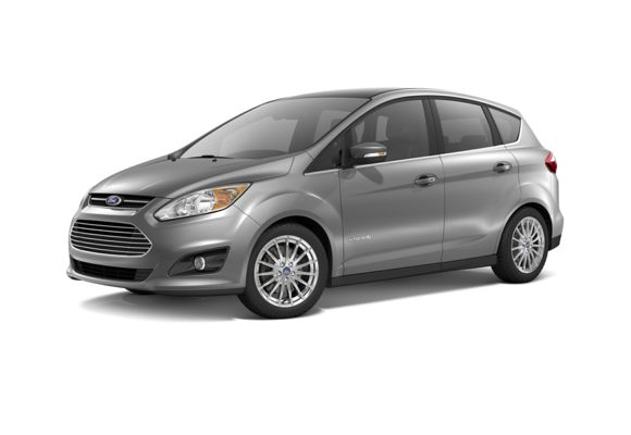 2016 ford c max hybrid pictures photos carsdirect. Black Bedroom Furniture Sets. Home Design Ideas