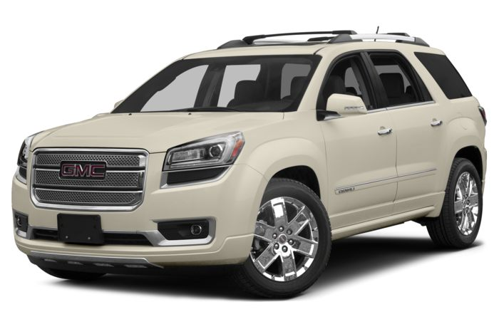 2013 GMC Acadia Specs, Safety Rating & MPG - CarsDirect