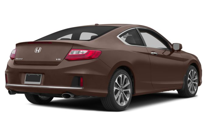 2015 Honda Accord Rear