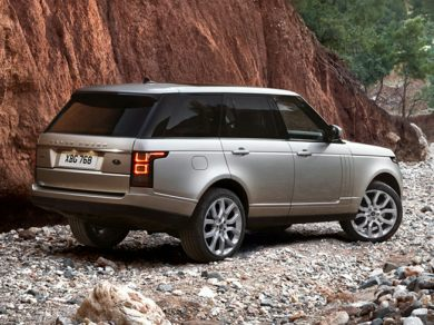 Oem Exterior 2017 Land Rover Range