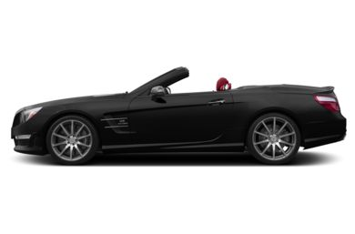 90 Degree Profile 2013 Mercedes-Benz SL63 AMG