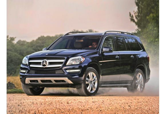 2016 Mercedes-Benz GL450 Pictures & Photos - CarsDirect