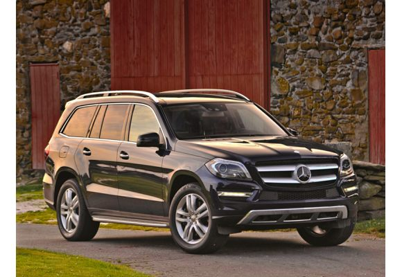 Used Cars Bay Area >> 2016 Mercedes-Benz GL450 Pictures & Photos - CarsDirect