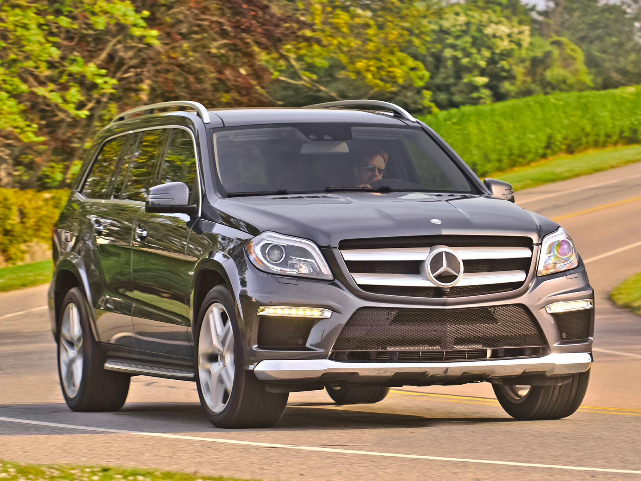 2014 Mercedes Benz Gl550 Pictures Amp Photos Carsdirect