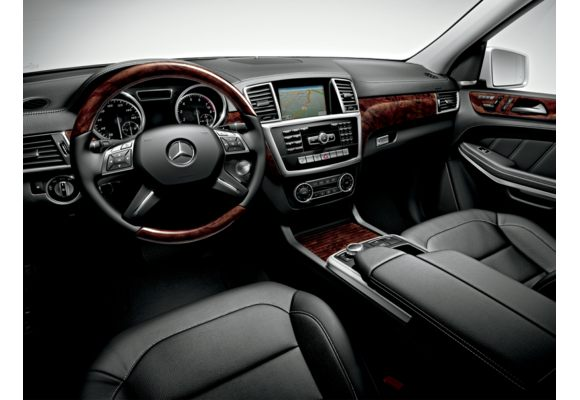 2014 Mercedes-Benz GL550 Pictures & Photos - CarsDirect