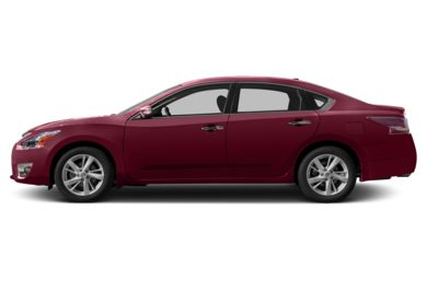 90 Degree Profile 2013 Nissan Altima