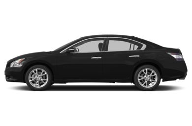 90 Degree Profile 2013 Nissan Maxima