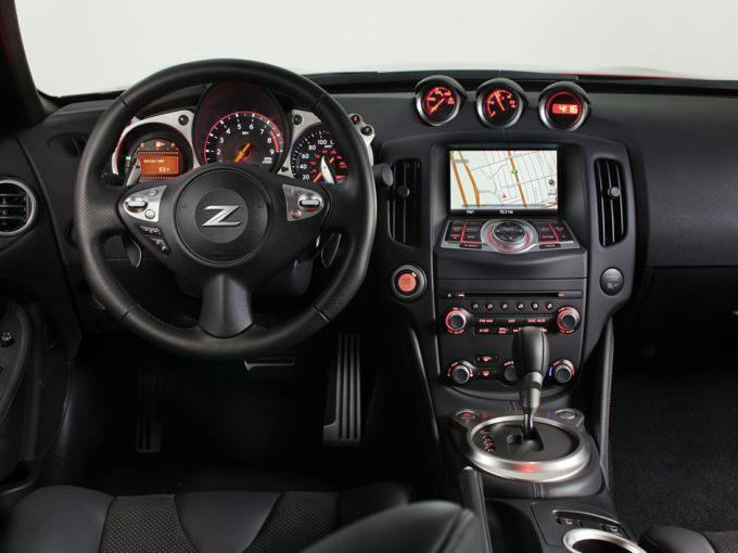 7-inch navigation touchscreen