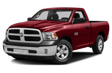 3/4 Front Glamour 2014 RAM 1500