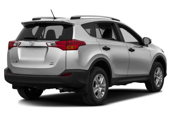 Used Cars Bay Area >> 2015 Toyota RAV4 Pictures & Photos - CarsDirect