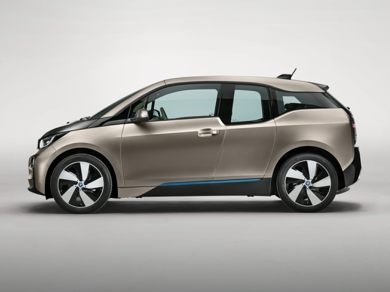 OEM Exterior 2016 BMW I3