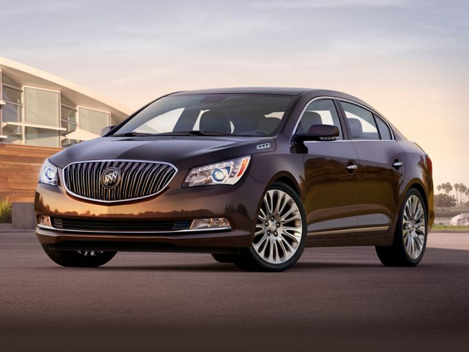 2015 Buick LaCrosse Glam