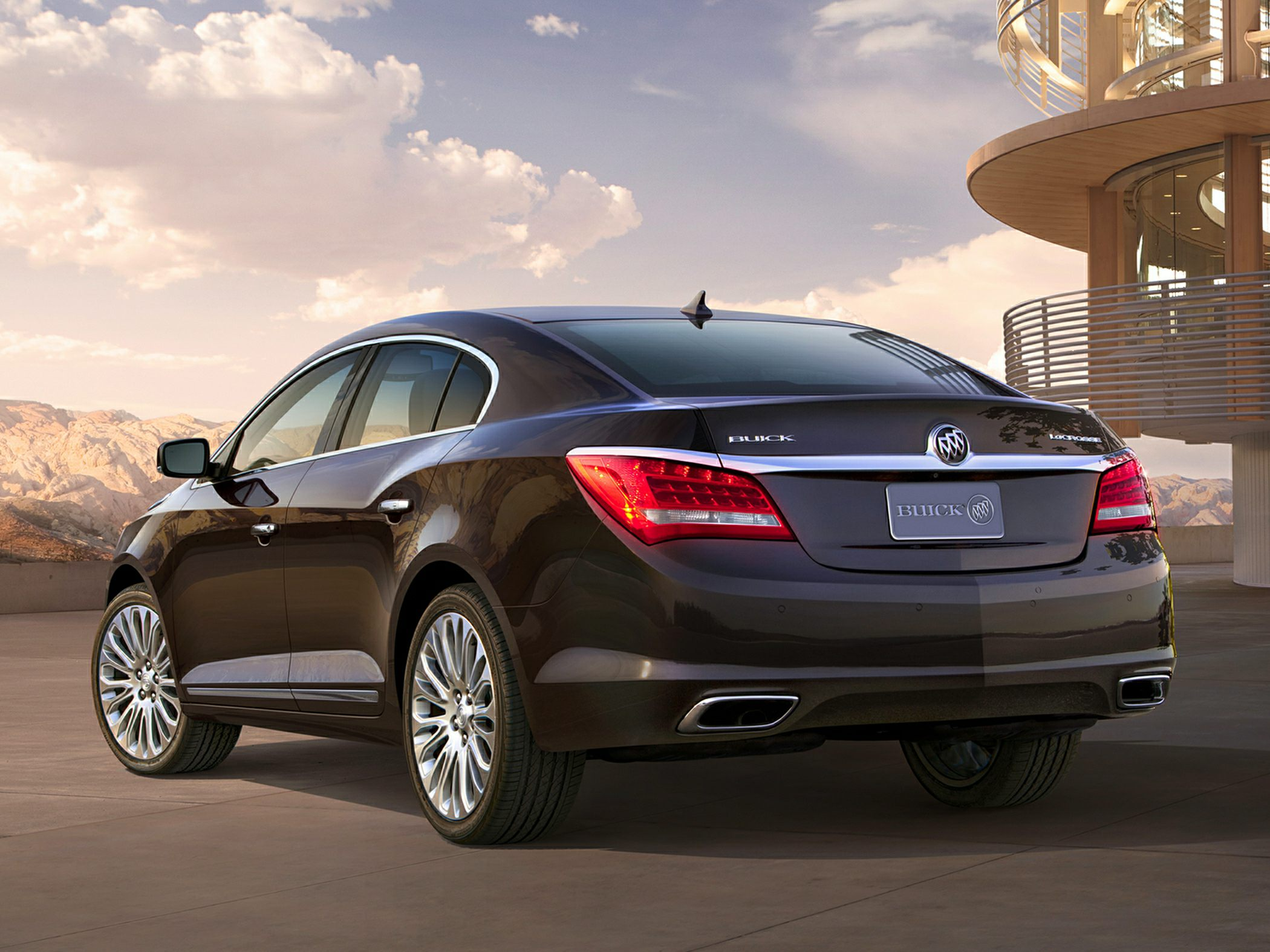 2014 Buick LaCrosse Glam2