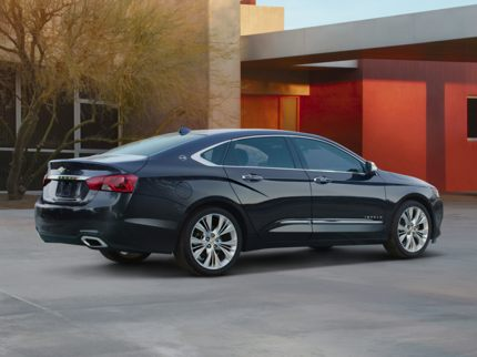 2019 Chevrolet Impala Deals Prices Incentives Leases