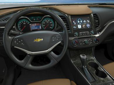 Oem Interior Primary 2017 Chevrolet Impala