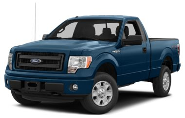 2014 Ford F 150 Color Options Carsdirect
