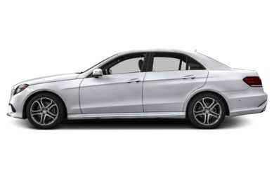 90 Degree Profile 2014 Mercedes-Benz E250 BlueTEC