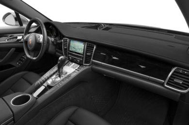 Interior Profile 2015 Porsche Panamera E Hybrid