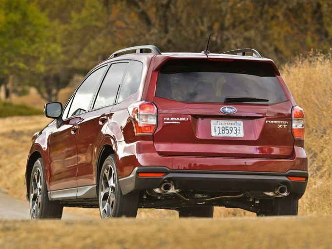 2016 subaru forester styles features highlights. Black Bedroom Furniture Sets. Home Design Ideas
