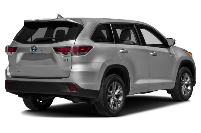 toyota highlander hybrid  sale review  rating