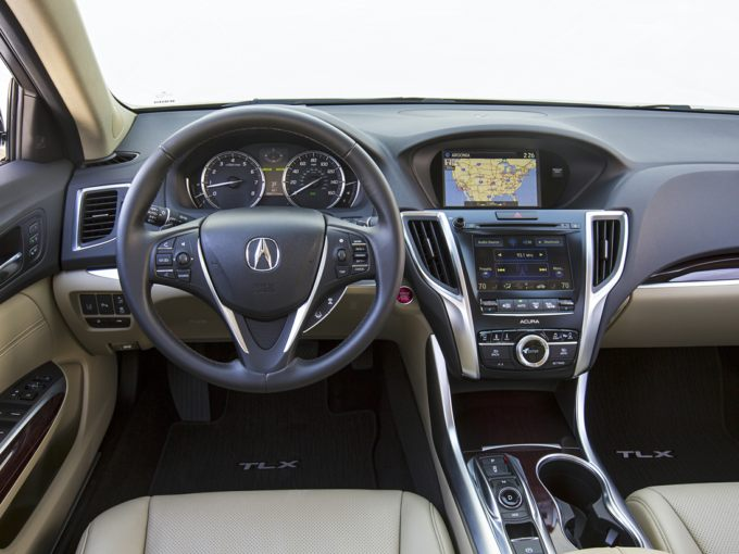 Acura TLX Styles Features Highlights - Lease acura