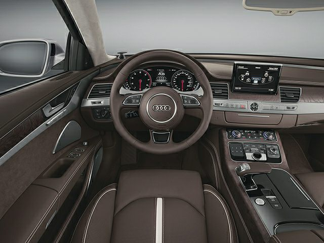 2018 Audi A8 Pictures & Photos - CarsDirect